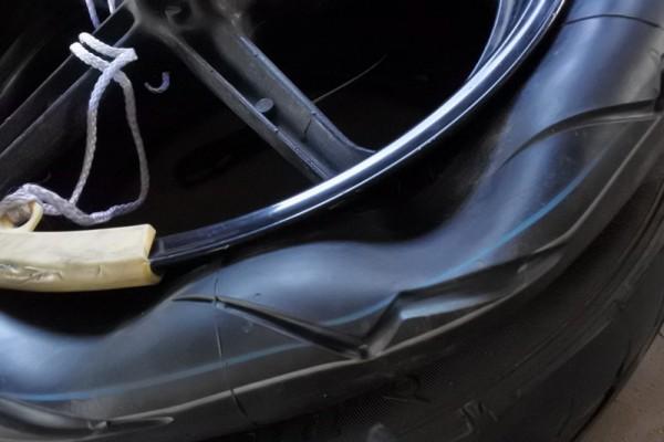 タイヤ スパコル サイドウォール