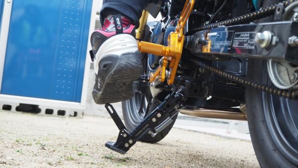 バイク 汎用サイドスタンド グロム