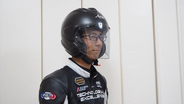 VZ-RAM ヘルメット インプレ