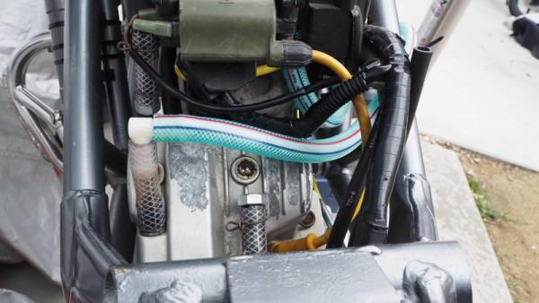 汎用 オイルキャッチタンク バイク コンパクト