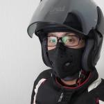 バイク用スポーツマスクをコロナウイルス対策に使ってみた!