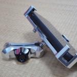 サインハウスのアルミ製スマホホルダー取り付けと注意点 バイクカスタム