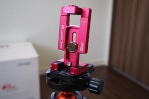 カメラ クイックリリースプレート
