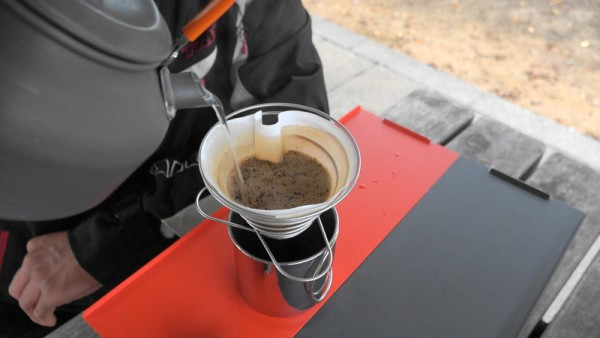 コーヒーミル ラーツー ツーリング