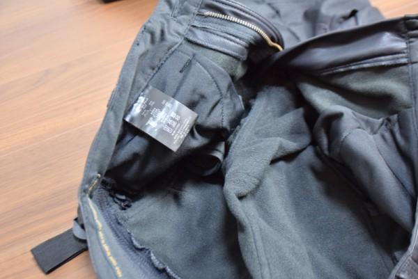 ワークマン ライディングパンツ HP014 防寒