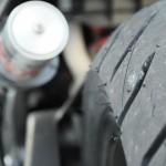 【CBR125Rタイヤ交換】ダンロップGT601 バイアスタイヤのインプレ
