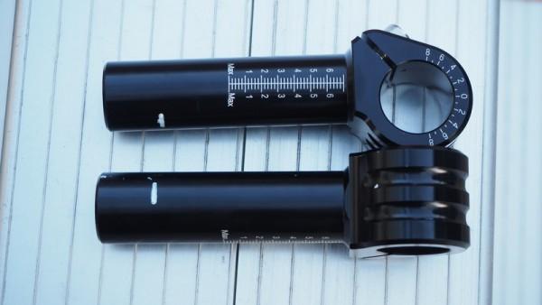 調整式 セパレートハンドル ZX-25R