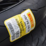 【スーパーコルサSP V3インプレ】ZX-25Rでジムカーナ!公道グリップ最強タイヤは滑らないのか?