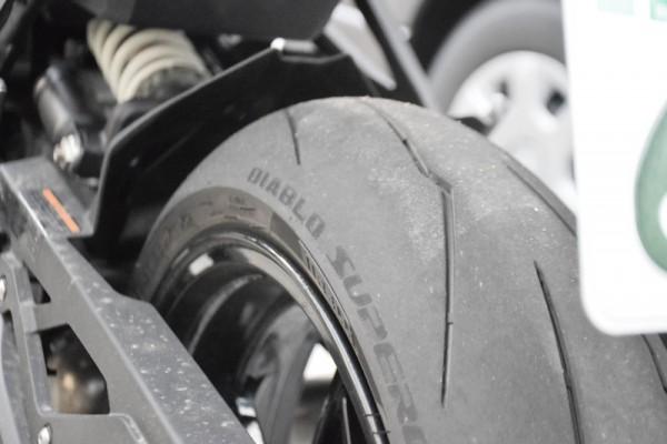 タイヤ ZX-25R スーパーコルサSP
